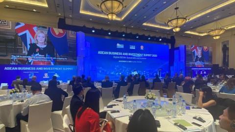 Vương quốc Anh mong muốn tăng cường gắn kết với ASEAN