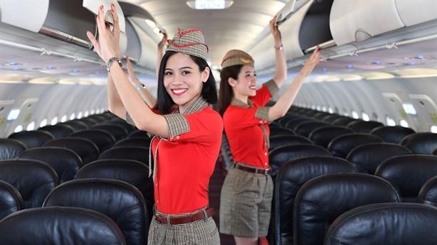 Vietjet nhận tàu bay mới, mở rộng mạng bay tại Thái Lan