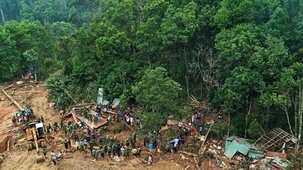 Hàng chục ha rừng tự nhiên được...