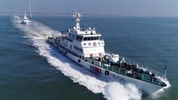 Trung Quốc soạn dự luật, dùng vũ lực vùng biển yêu sách?