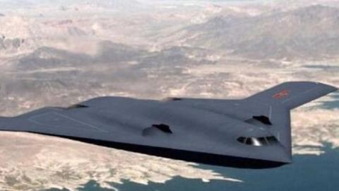 Máy bay bí mật của Trung Quốc đe dọa F-35 và Su-35?