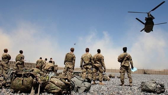 Ông Trump quyết rút lính Mỹ khỏi lò lửa chiến tranh