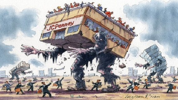 Mỹ sợ 'zombie company', Trung Quốc lo 'doanh nghiệp xác sống'