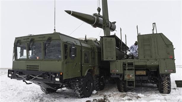 Iskander-M bắn cả tên lửa đạn đạo lẫn hành trình