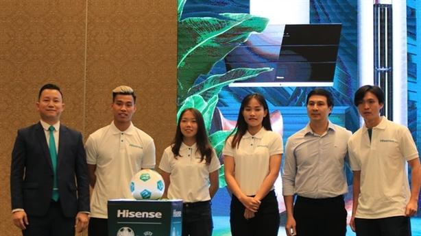Hisense tham gia thị trường công nghệ và điện máy Việt Nam