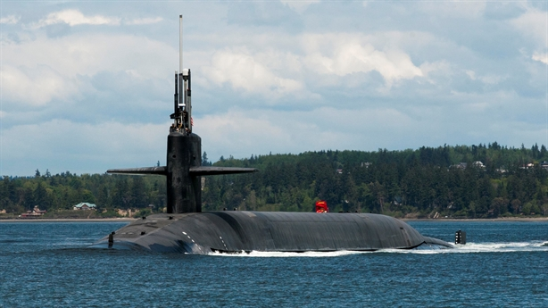 Tàu ngầm Mỹ nguy cơ chết yểu vì mâu thuẫn nội bộ