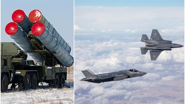 Tướng Thổ: S-400 sẽ nhằm vào F-35 nếu Hy Lạp mua