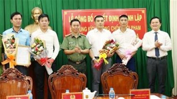 Lập đội xung kích chống tội phạm Biên Hòa: Điều cần nhất