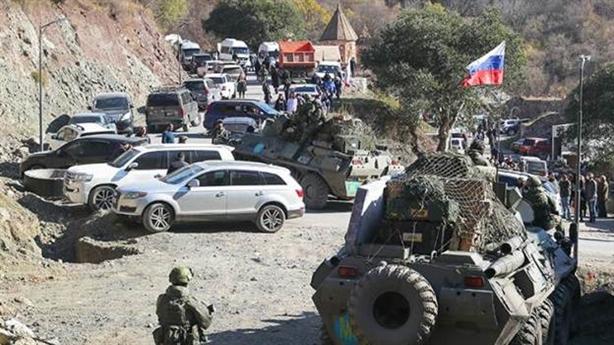 Phương Tây ấm ức: Lại bị Nga cho đo ván tại Kavkaz