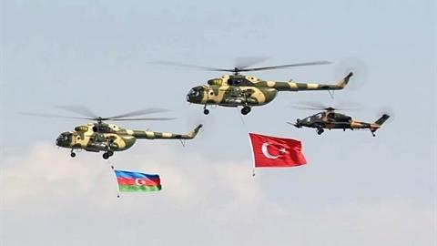 Thổ nhận được gì từ Azerbaijan với tư cách chiến thắng?