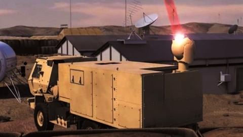 Trung Quốc lần đầu dùng vũ khí laser thực chiến?