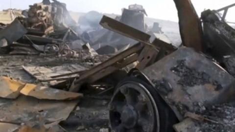 Iran tổn hại gì sau trận không kích của Israel?
