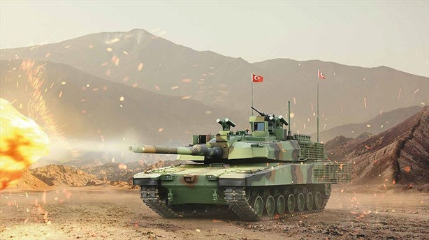 Thổ Nhĩ Kỳ nhờ Hàn Quốc 'cứu' xe tăng Altay