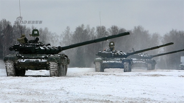 Giáp gốm Nga chặn đứng mọi đạn chống tăng