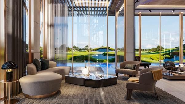 Biệt thự golf sang trọng tại NovaWord Phan Thiet