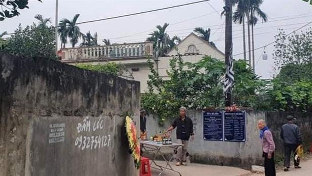 Bắt giam 4 người vụ Thượng úy bị đấm tử vong