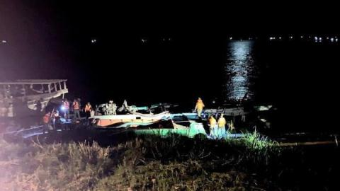 Hai nhóm đánh cá nổ súng khiến 1 người tử vong