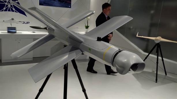 UAV tấn công cảm tử của Nga được thử nghiệm ở Syria?
