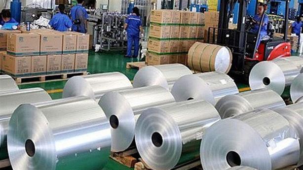 Rà soát áp dụng thuế chống phá giá với nhôm Trung Quốc