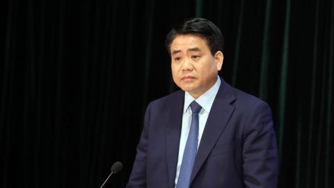 Kết thúc điều tra vụ án liên quan đến Nguyễn Đức Chung