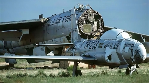 Tình trạng yếu kém bất ngờ của Không lực Hoa Kỳ