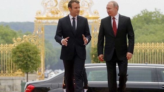 Pháp mất vị thế ở 'sân sau': Lại có bàn tay Nga!?