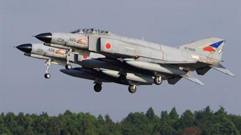 Mạnh ngang F-16: Nhật sẽ bán lại F-4Ẹ sau khi loại biên?