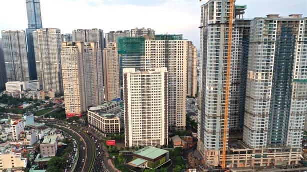 TP.HCM siết nhà cao tầng các quận trung tâm