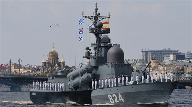 Mỹ và Anh thừa nhận sức mạnh của hải quân Nga