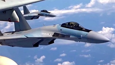 Thổ đáp trả F-35 Hy Lạp bằng tiêm kích tối tân Nga