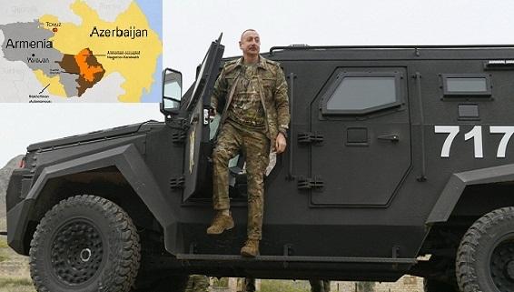 Armenia rút quân khỏi Nagorno-Karabakh, Azerbaijan tiếp quản 'vùng đất trống'