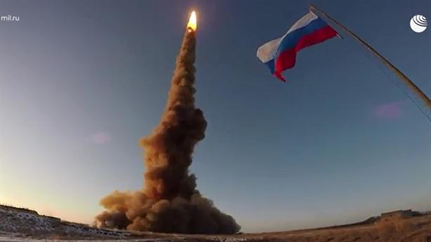 Nga phóng tên lửa đánh chặn ở tầm cao 800km