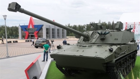Lực lượng đổ bộ đường không Nga nhận loạt vũ khí