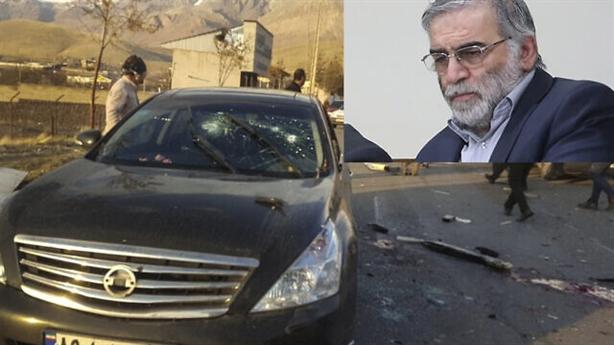 Nhà KH hạt nhân Iran bị ám sát, Mỹ-Israel bị nghi ngờ