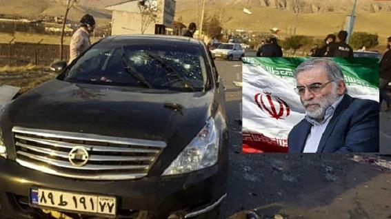 Vụ ám sát Fakhrizadeh: Nhà khoa học hạt nhân Iran thứ 6...