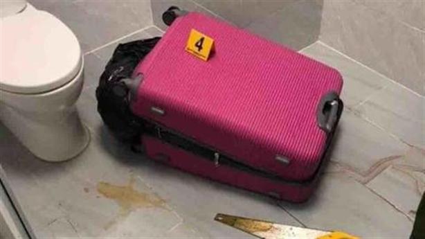 Thi thể trong vali: Giám đốc giết đồng hương, dọn hiện trường