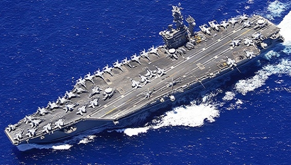 Vì sao Mỹ phải điều tàu sân bay đến Vịnh Ba Tư?