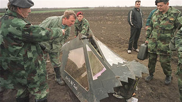 Phi công Mỹ: Không chỉ một chiếc F-117 trúng đạn