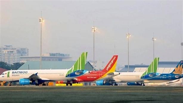 Các doanh nghiệp hàng không xin hỗ trợ: Điểm bất hợp lý