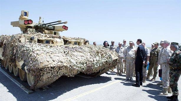 Bộ Quốc phòng Nga trước đây từng xem nhẹ việc cấp tài chính cho việc tăng sức mạnh cho xe Terminator. Nhưng khi Terminator chứng minh hiệu quả trong các chiến dịch gần đây của Nga tại Syria, Bộ Quốc phòng Nga đã thay đổi quan điểm.