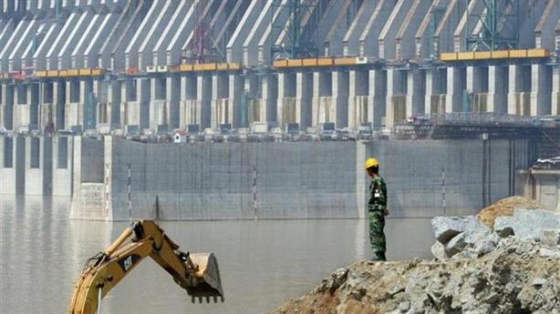 Trung Quốc xây
