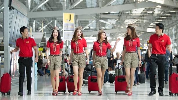 Vietjet Thái Lan: Hãng hàng không tăng trưởng nhanh nhất năm 2020