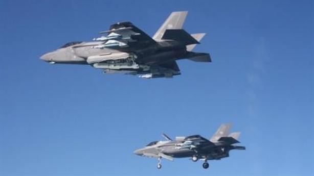 Radar Nga thấy F-35 Mỹ gần Iran sau vụ ám sát Soleimani