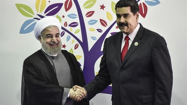 Iran có thương vụ khổng lồ với Venezuela