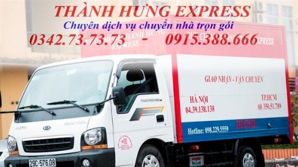 Thành Hưng - dịch vụ vận chuyển nhà văn phòng chuyên nghiệp