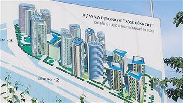 Siêu dự án tỷ đô trên giấy 25 năm ở Hà Nội