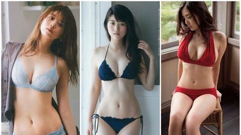 Mê mẩn vẻ gợi cảm của mỹ nhân đẹp nhất Nhật Bản