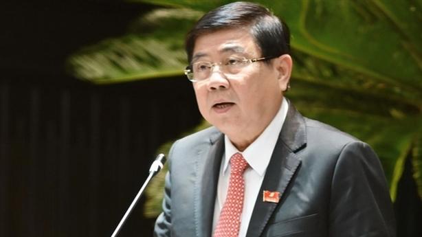 Chủ tịch Nguyễn Thành Phong giải thích vì sao TP.HCM còn ngập