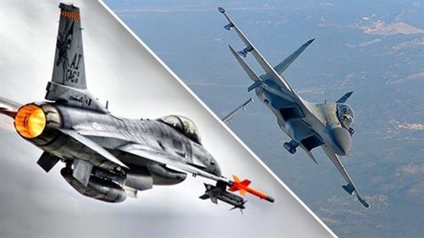 Báo Anh: Su-30SM yếu hơn F-16