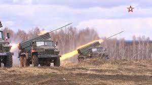 Vũ khí nhiệt áp, tăng T-72B3M đến Kaliningrad phòng NATO